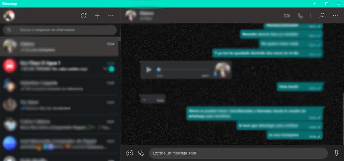 hacer videollamadas en whatsapp desktop con tu ordenador windows 10 o macos