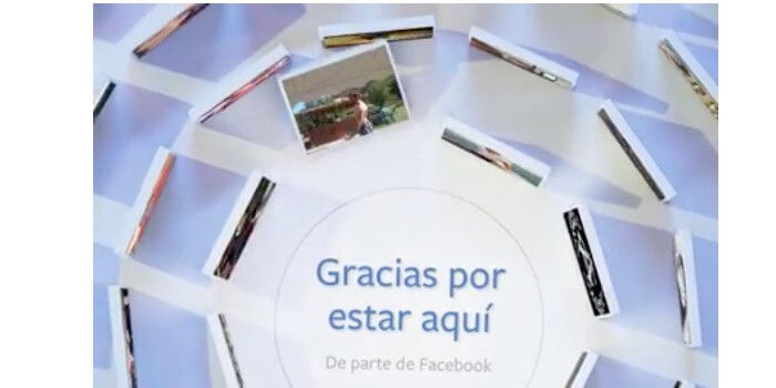 hacer yearinreview facebook