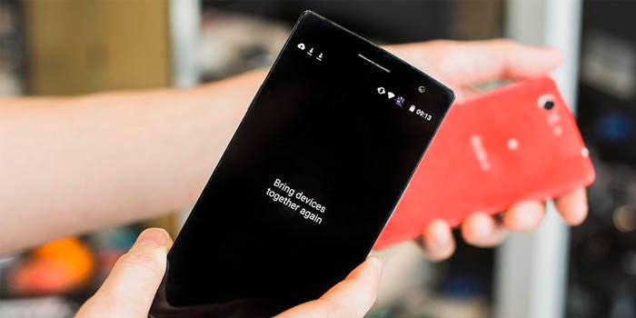 hackear Android bug transferir apk nfc