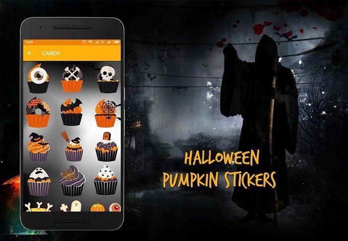 halloween stickers wa