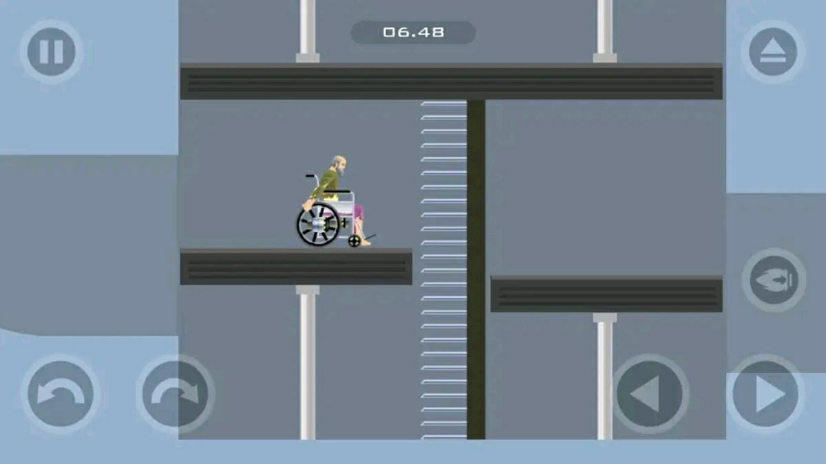 happy wheels niveles