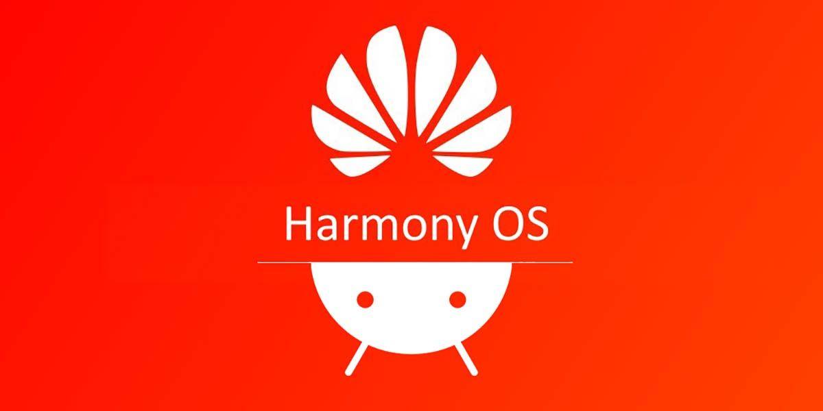 harmony os es una copia de android