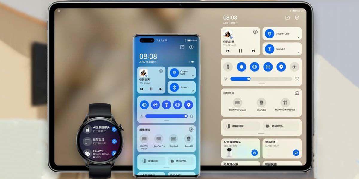 harmony os reemplazar android en china