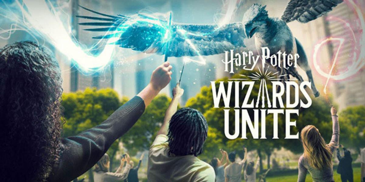 harry potter wizards unite se adapta para jugar desde casa