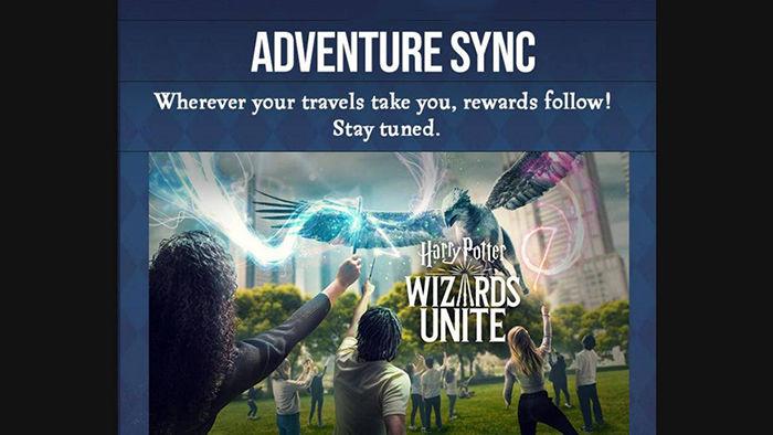harry potter wizards unite sincroaventura
