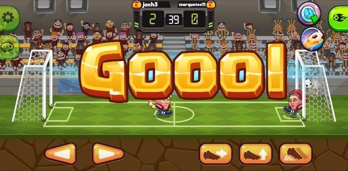 head ball 2 juego futbol android