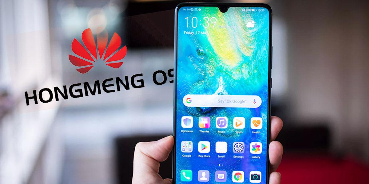 hongmeng os huawei presentacion agosto alternativa android