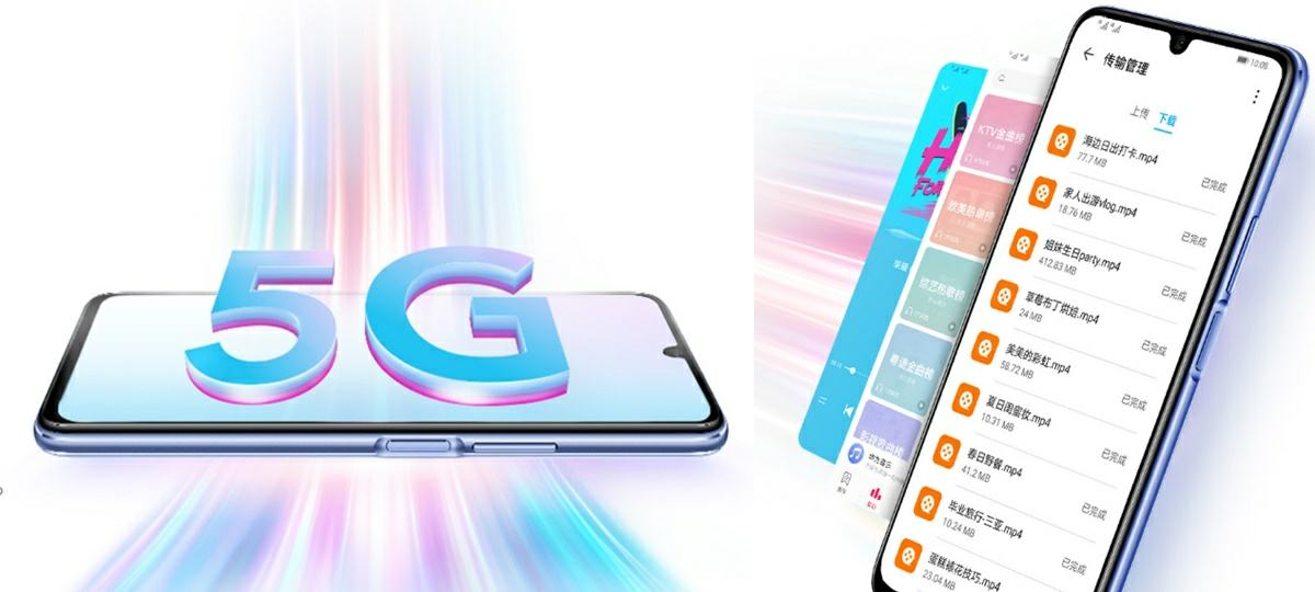 honor 30 lite movil gaming
