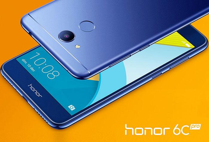 Honor 6C Pro características precio