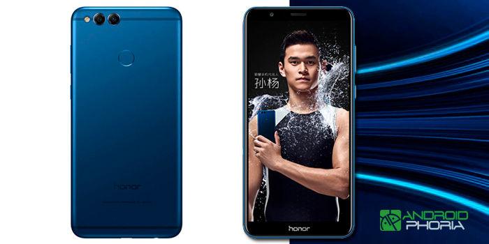 Honor 7X especificaciones precio