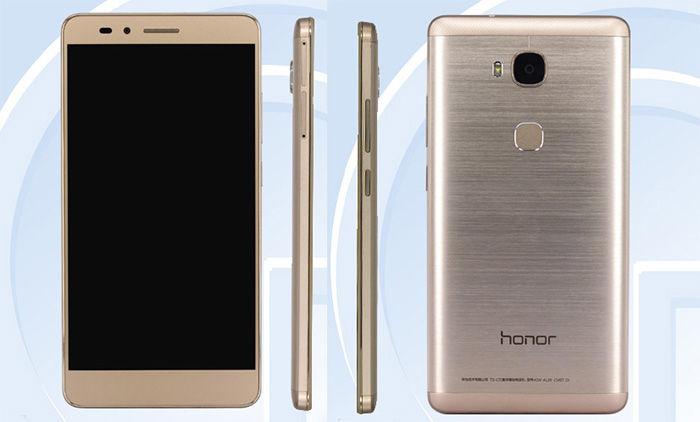 Honor 7X filtrado