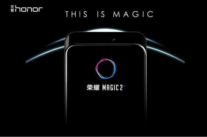 honor magic 2 caracteristicas