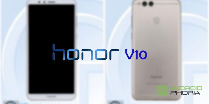 honor v10 caracteristicas teena
