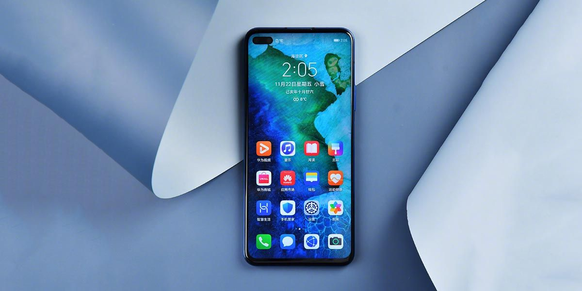 honor view 30 pro 5g