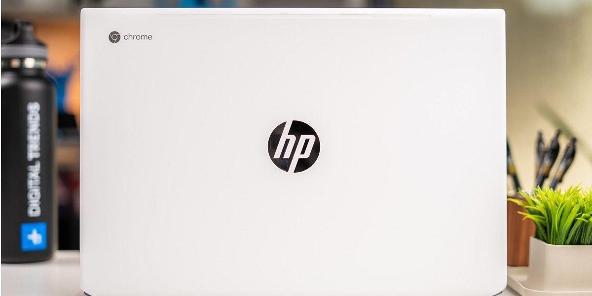 Chromebook HP con procesador Ryzen