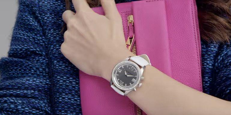 hp reloj inteligente para chica