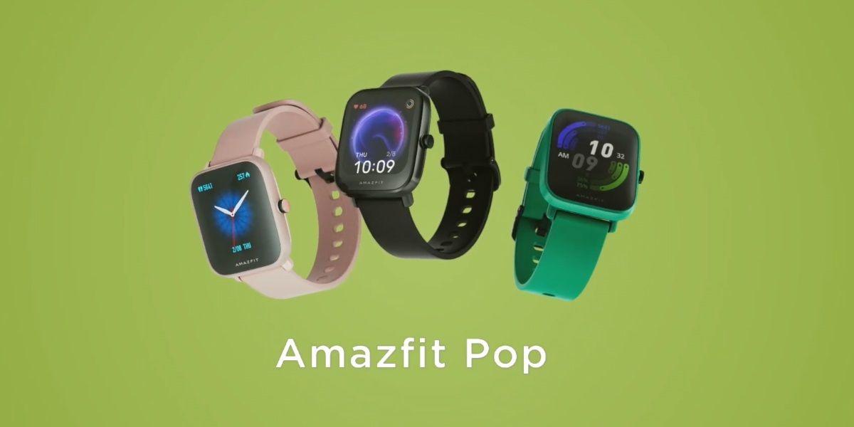 Amazfit Pop