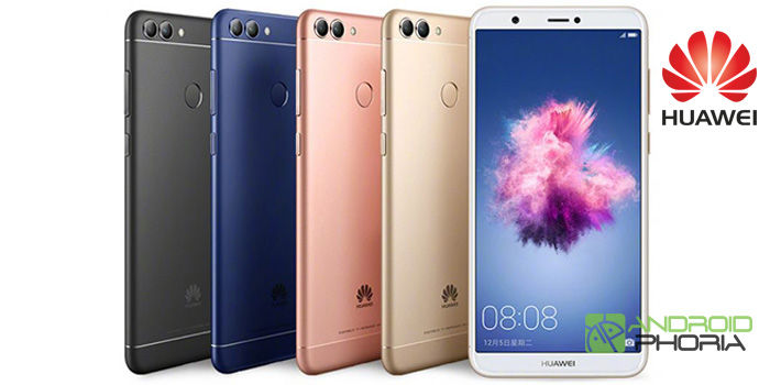 huawei enjoy 7s lanzamiento calco honor 7x