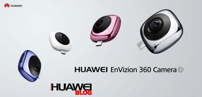 Huawei EnVizion 360 cámara para smartphones