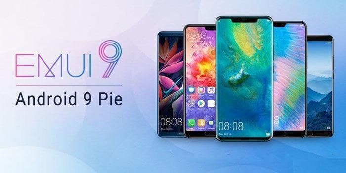 huawei honor actualizacion android emui 9
