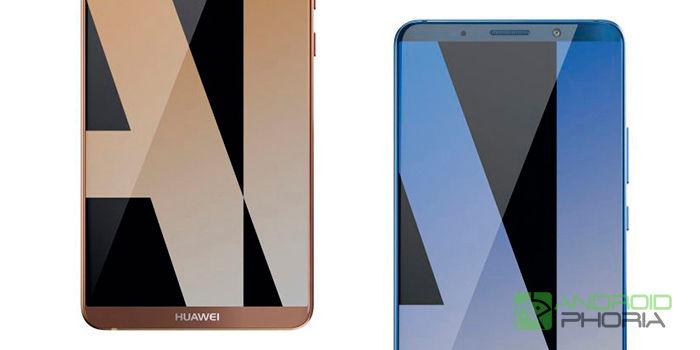 Huawei Mate 10 batería 4000 mAh
