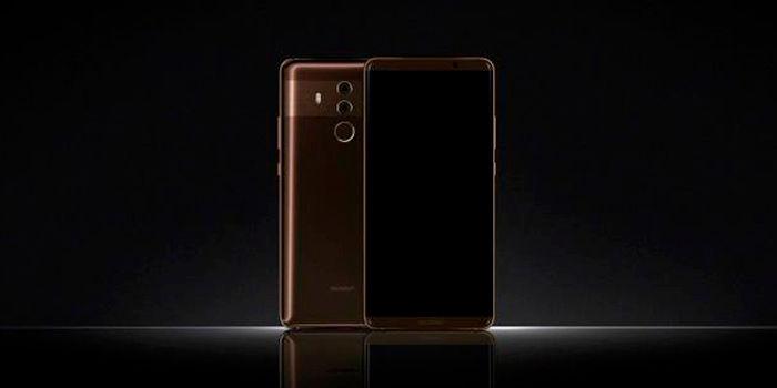 Huawei Mate 10 filtrado frontal trasera dorado