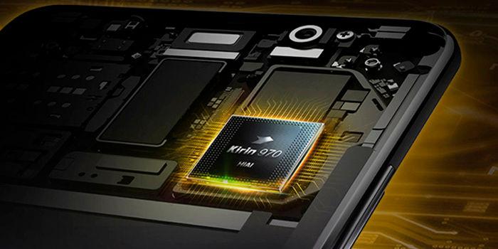 Huawei Mate 10 Kirin 970 rendimiento