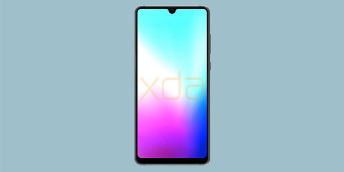huawei mate 20 notch triple camara imagenes