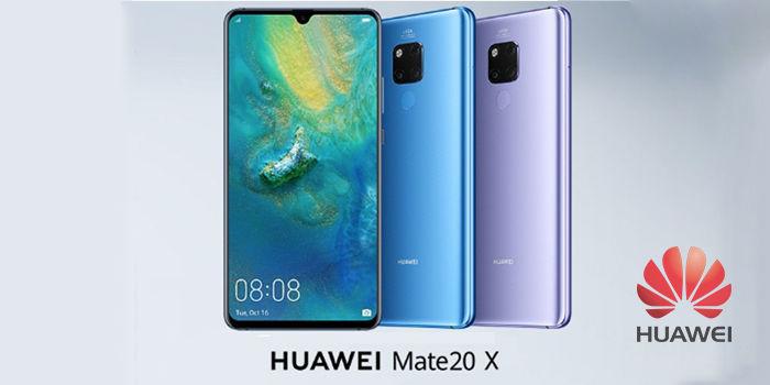 huawei mate 20x caracteristicas precio