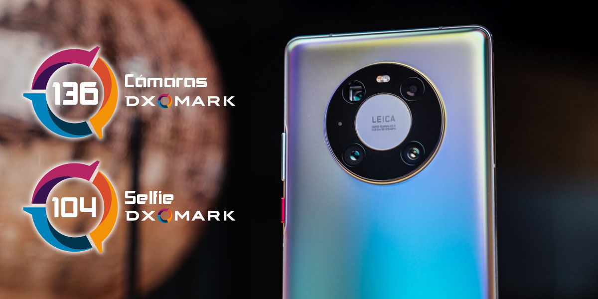 huawei mate 40 pro móvil mejor cámara dxomark