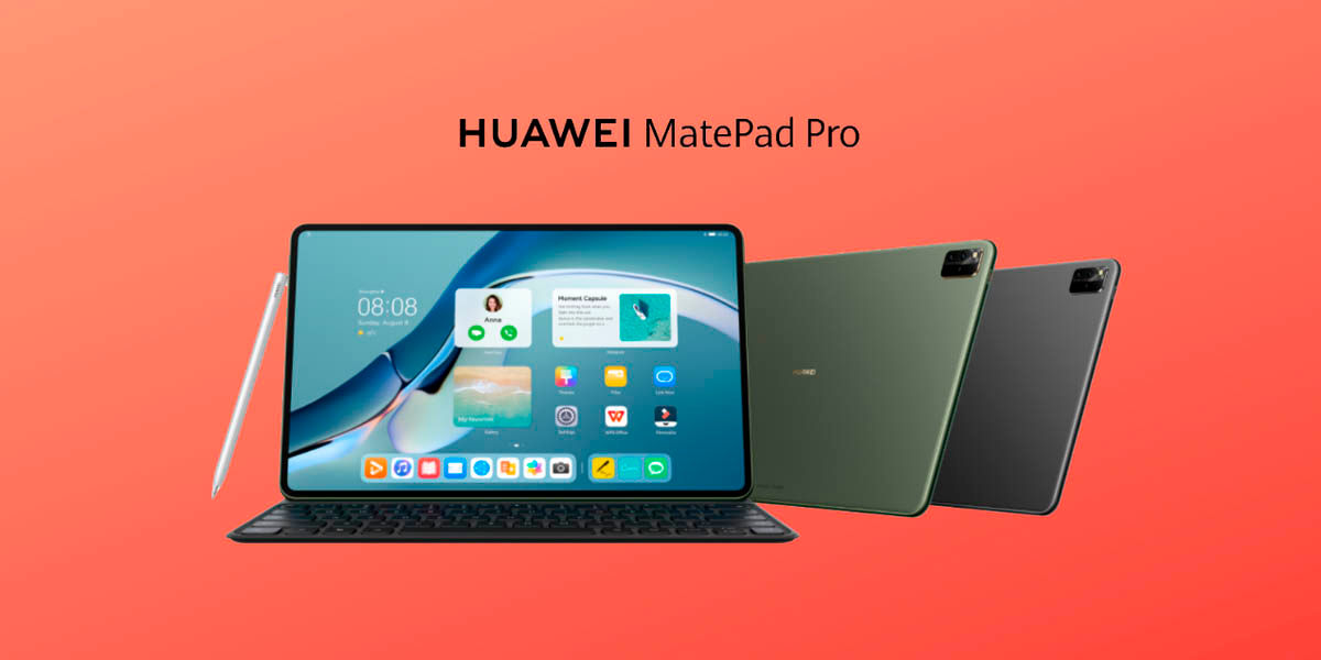 huawei matepad pro 12.6 precio disponibilidad