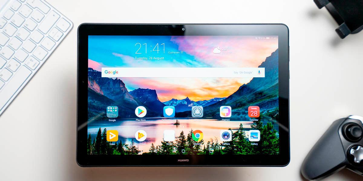 huawei mediapad T5 mejor tablet precio rendimiento mercado
