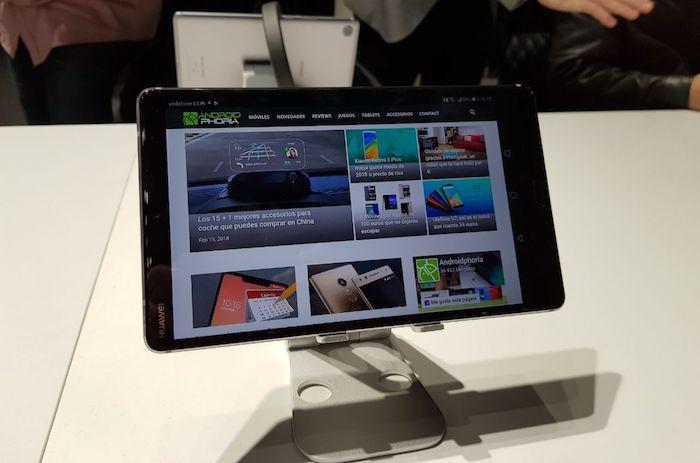 huawei mediapad m5 pantalla
