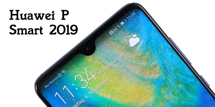 huawei p smart 2019 especificaciones