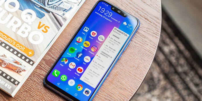 huawei p smart plus comprar