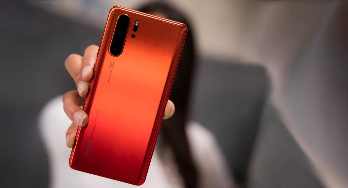 huawei p30 pro mejor móvil fotos 2019