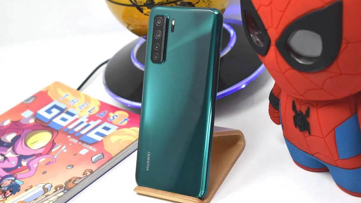 huawei p40 lite 5g mejor cámara gama media 2020