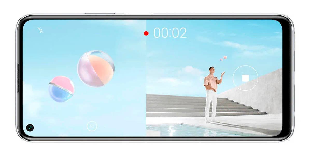 huawei p40 lite 5g pantalla