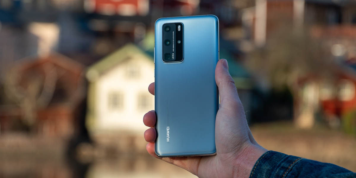 huawei p40 pro mejor móvil almacenamiento extraible fotógrafos