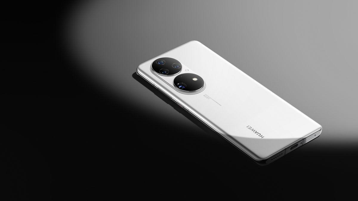 Huawei P50 series diseño