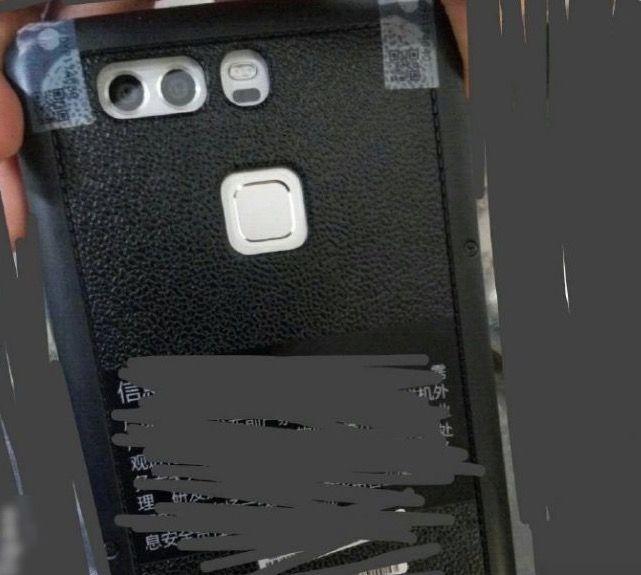 huawei p9 imagenes filtradas