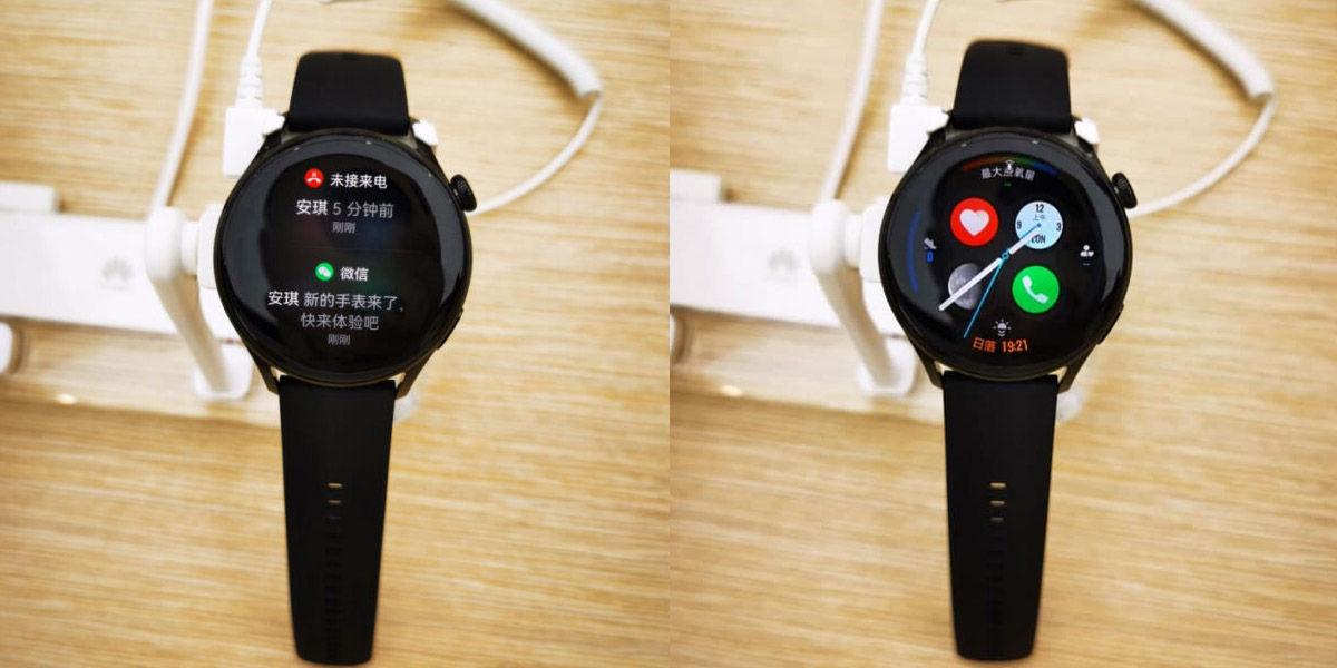 huawei watch 3 filtrado