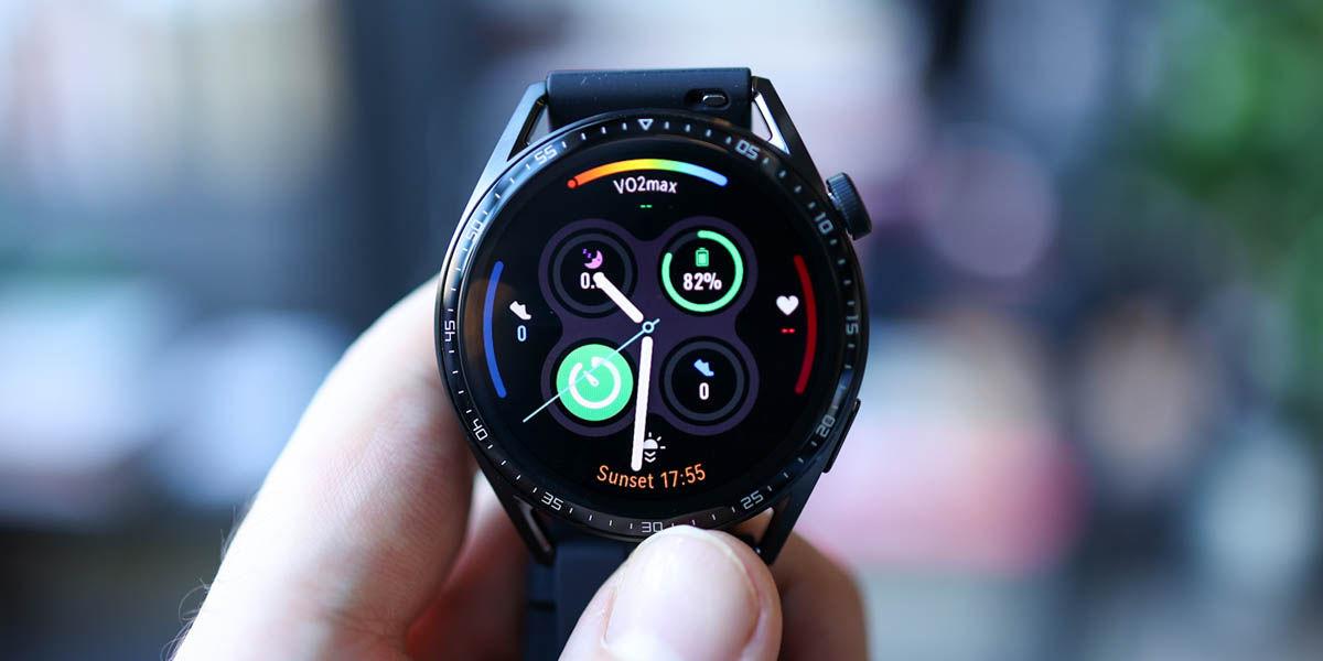 huawei watch GT 3 rendimiento y funcionalidades