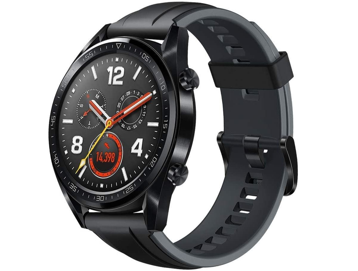 huawei watch gt lateral