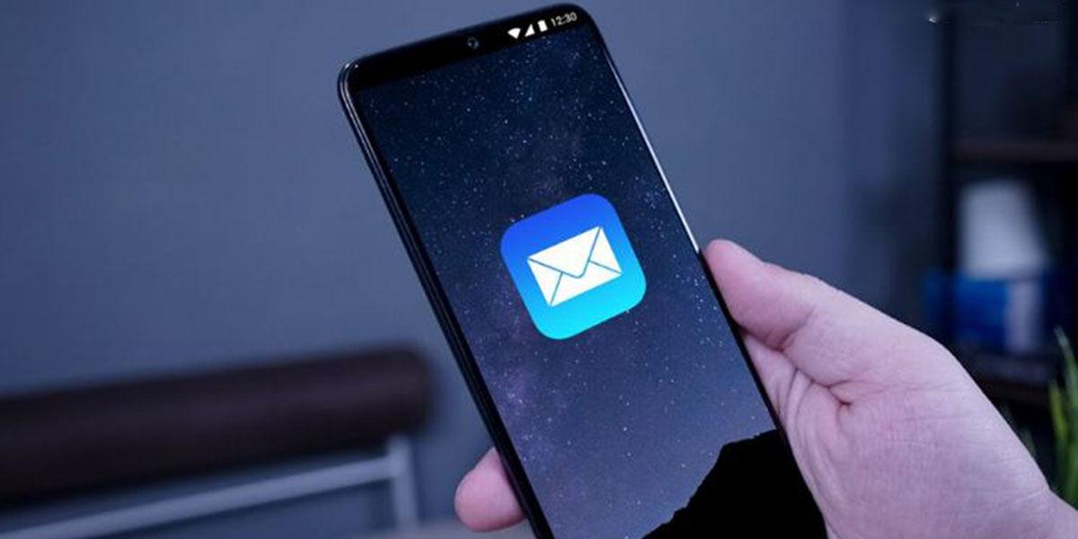 iCloud email en Android