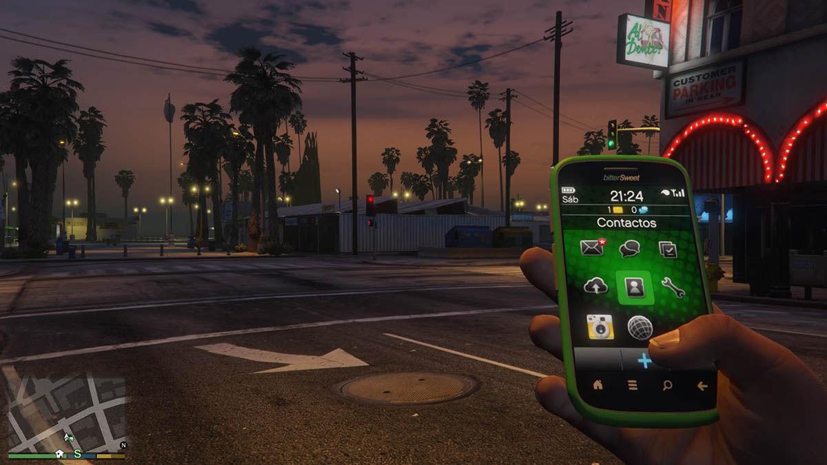 iFruit GTA V