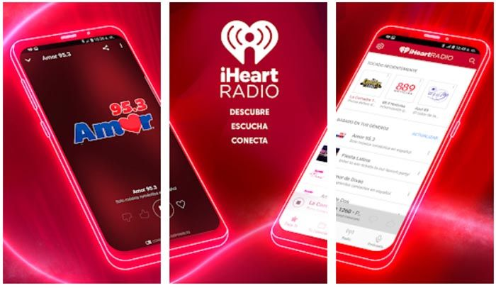 iHeartRadio para Android