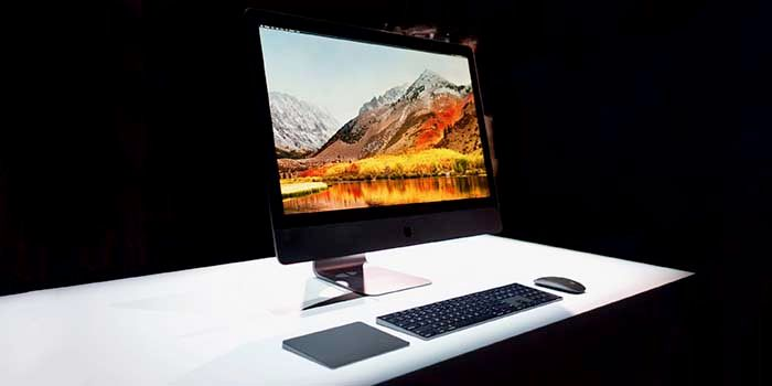 iMac Pro procesador movil
