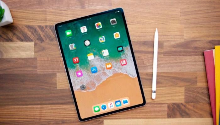 iPad Pro 2018 Concepto