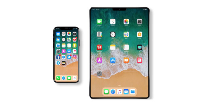 iPad Pro 2018 Prototipo